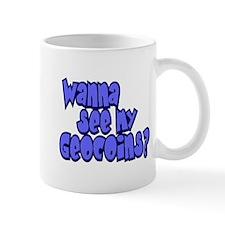 Wanna see my Geocoins? Mug