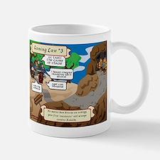Gaming Law #3 Comic Mug