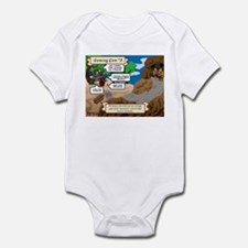 Gaming Law #3 Comic Infant Bodysuit