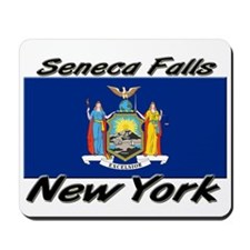 Seneca Falls New York Mousepad