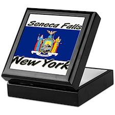 Seneca Falls New York Keepsake Box