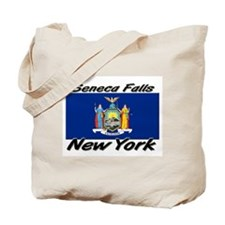 Seneca Falls New York Tote Bag