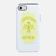 Cute Bladder cancer awareness iPhone 7 Tough Case