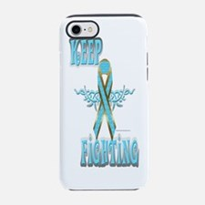 Keep Fighting Prostate Cancer iPhone 7 Tough Case