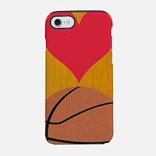 Cute 3 hard iPhone 7 Tough Case