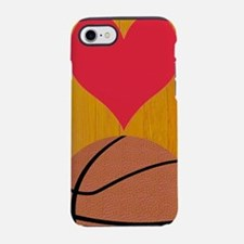 Love Basketball Itouch2 Itouch iPhone 7 Tough Case