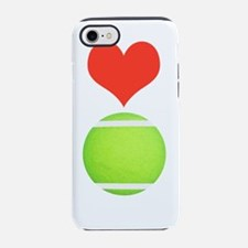 Love Tennis Itouch2 Itouch4 Ip iPhone 7 Tough Case