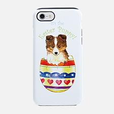 2-sheltie easter-K.png iPhone 7 Tough Case