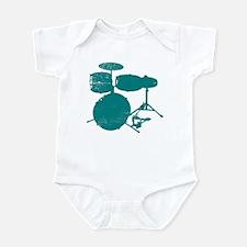 Drumset Infant Bodysuit
