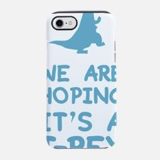 Cute New mommy iPhone 7 Tough Case