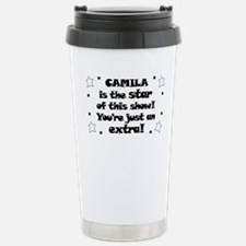 Camila is the Star Travel Mug
