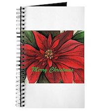 Cute Watercolor flowers Journal