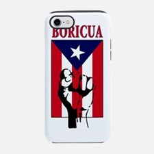 Boricua.png iPhone 7 Tough Case