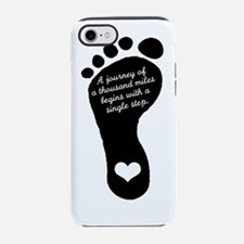 A journey of a thousand miles iPhone 7 Tough Case