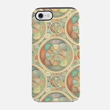 Complex geometric pattern iPhone 7 Tough Case