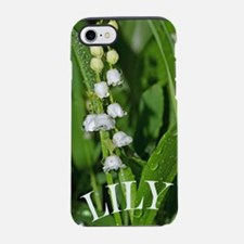 Cute Lily valley photo iPhone 7 Tough Case