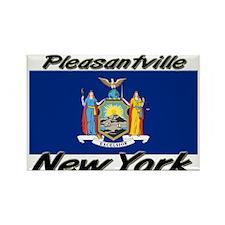 Pleasantville New York Rectangle Magnet