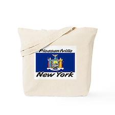Pleasantville New York Tote Bag