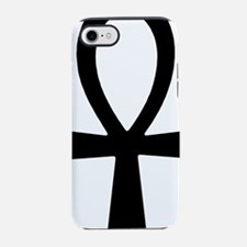 Egyptian Ankh Transparent iPhone 7 Tough Case