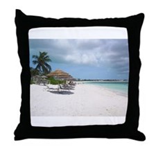 Cute Turks and caicos islands Throw Pillow