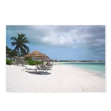 Cute Turks and caicos islands Postcards (Package of 8)