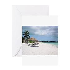 Cute Turks and caicos islands Greeting Card