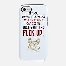 Cardigan Welsh CorgiF.png iPhone 7 Tough Case