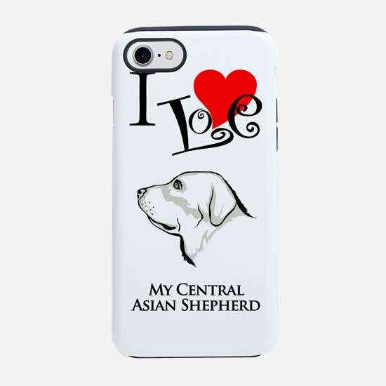 Central Asian ShepherdK.png iPhone 7 Tough Case