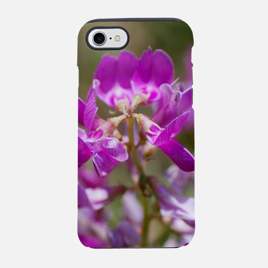 Purple_Flower_itOUCH.png iPhone 7 Tough Case