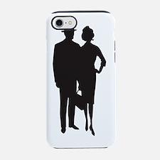 couple.png iPhone 7 Tough Case