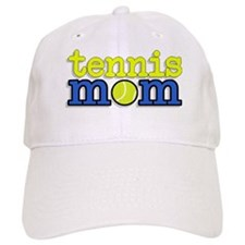 Tennis Mom Baseball Cap