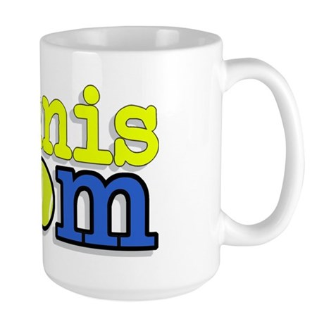Tennis Mom Large Mug