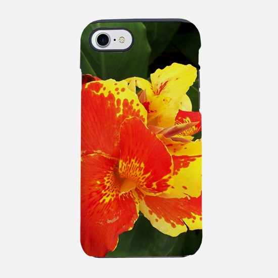 Costa_Rica_flower_iTouch.png iPhone 7 Tough Case