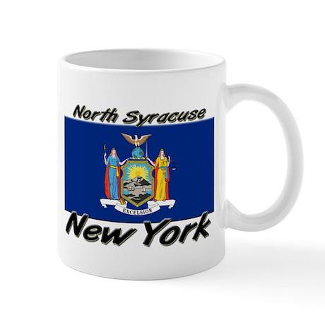 North Syracuse New York Mug