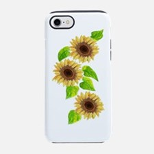 SUNFLOWERS  BOTTLE.jpg iPhone 7 Tough Case