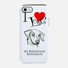 Rhodesian RidgebackK.png iPhone 7 Tough Case