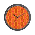 Bombshell Chili Wall Clock