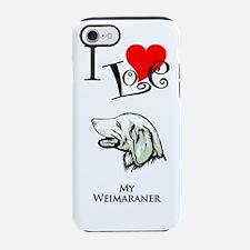 WeimaranerK.png iPhone 7 Tough Case
