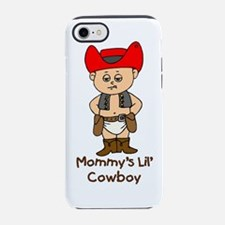Mommys Lil Cowboy iPhone 7 Tough Case