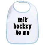 Talk Hockey phat Bib