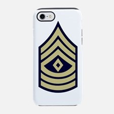 Army-1Sgt-WWII-Olive-Fancy.png iPhone 7 Tough Case
