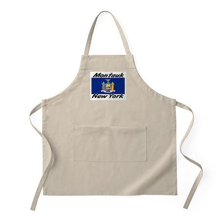 Montauk New York BBQ Apron