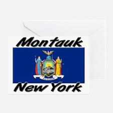 Montauk New York Greeting Card