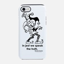 Jester In jest we speak 10x10. iPhone 7 Tough Case