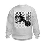 Boys soccer Crew Neck