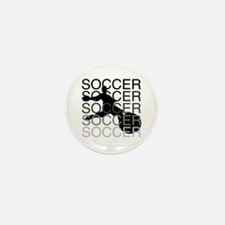 SOCCER Mini Button (10 pack)