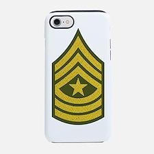 Unique Army insignia iPhone 7 Tough Case