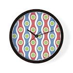 Bombshell Bazooka Wall Clock