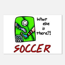 What Else Soccer Postcards (Package of 8)