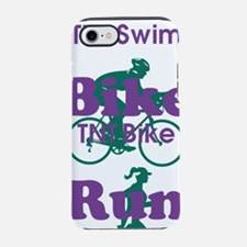 triathlonTNT-women-with-icon.p iPhone 7 Tough Case